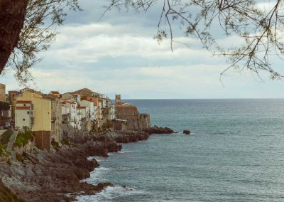 Cefalu From the Marina