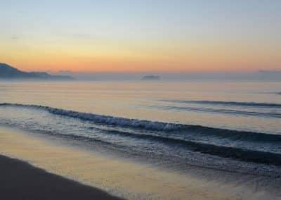 Kalamaki Beach Sunset 2