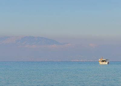 Kefalonia from Zakynthos