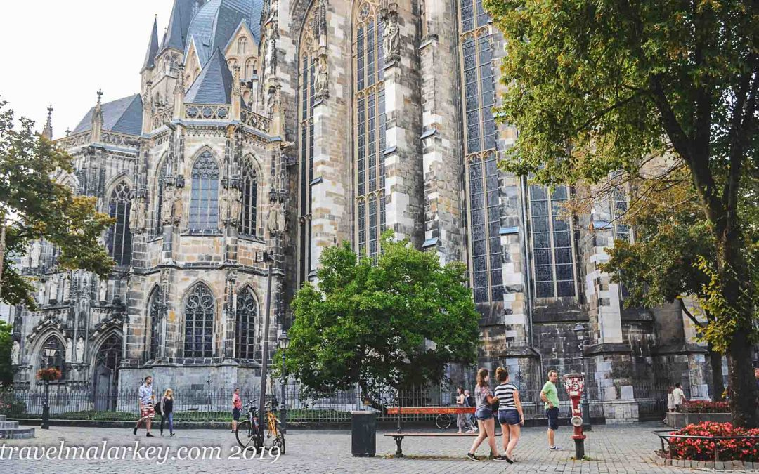 Enter Aachen – A Good Start to Germany