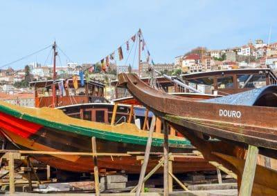 Boatyard Porto