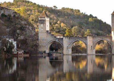 Cahors Fortified Bridge