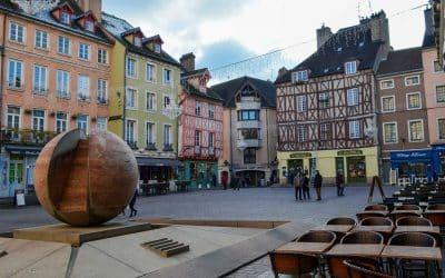 Dodging the Mistral – Chalon-sur-Saone