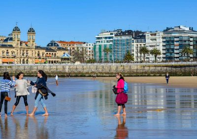 Donostia in Pictures
