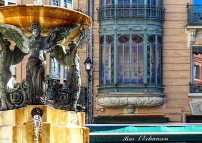 Fountain Toulouse
