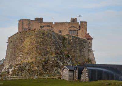 Lindisfarne Castle England