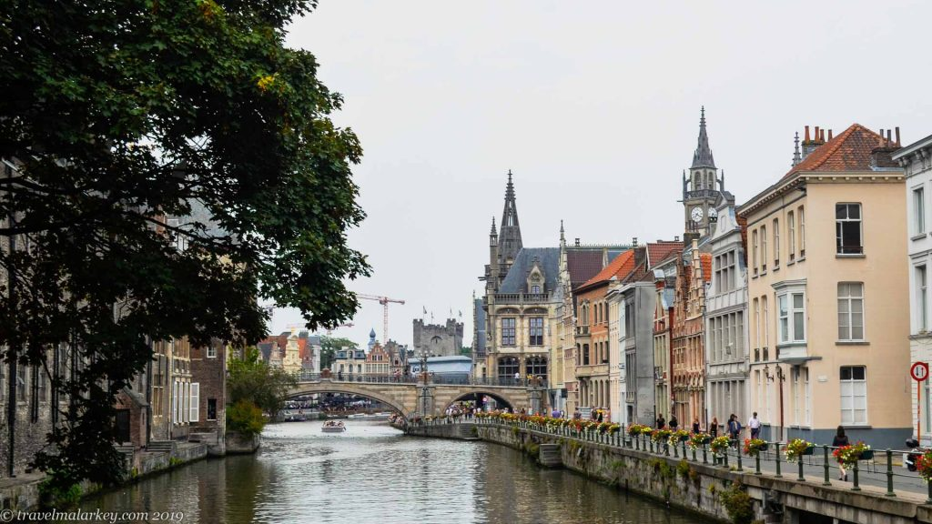 Old Canal Ghent