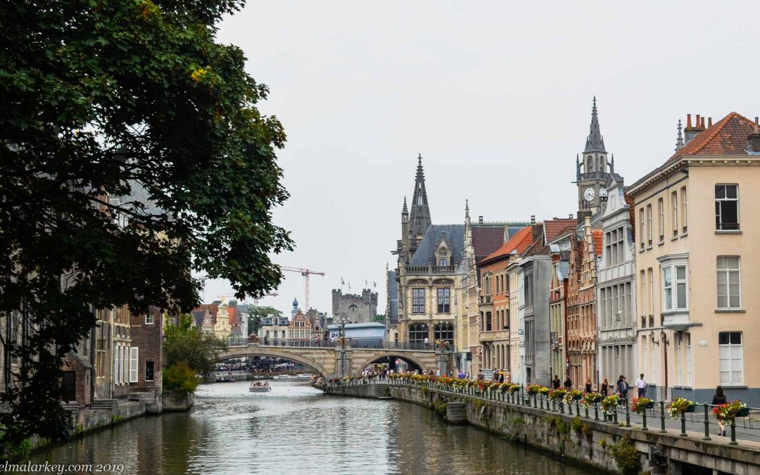 A Groggy Day in Ghent & The Nicest of People