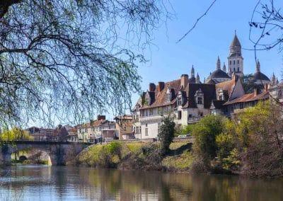 Perigueux River Bank