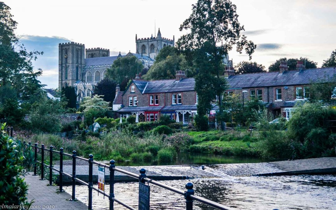Rolling Down to Ripon – Tour Four Begins