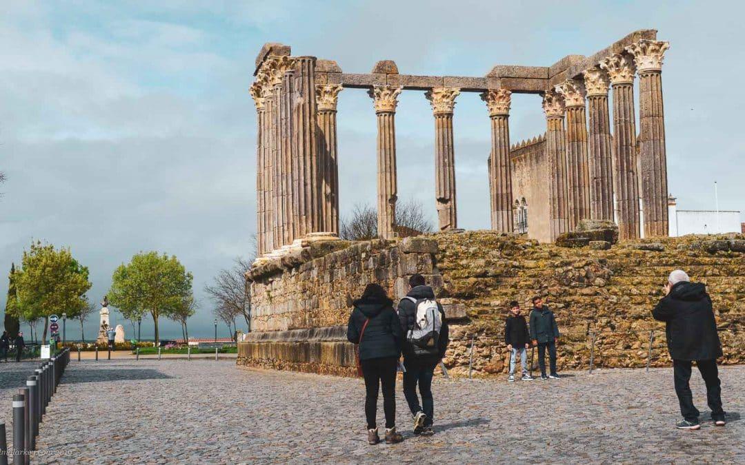 It's Hello Evora – Then Goodbye Portugal