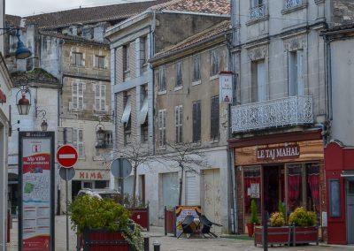Winter Sunday in Cognac