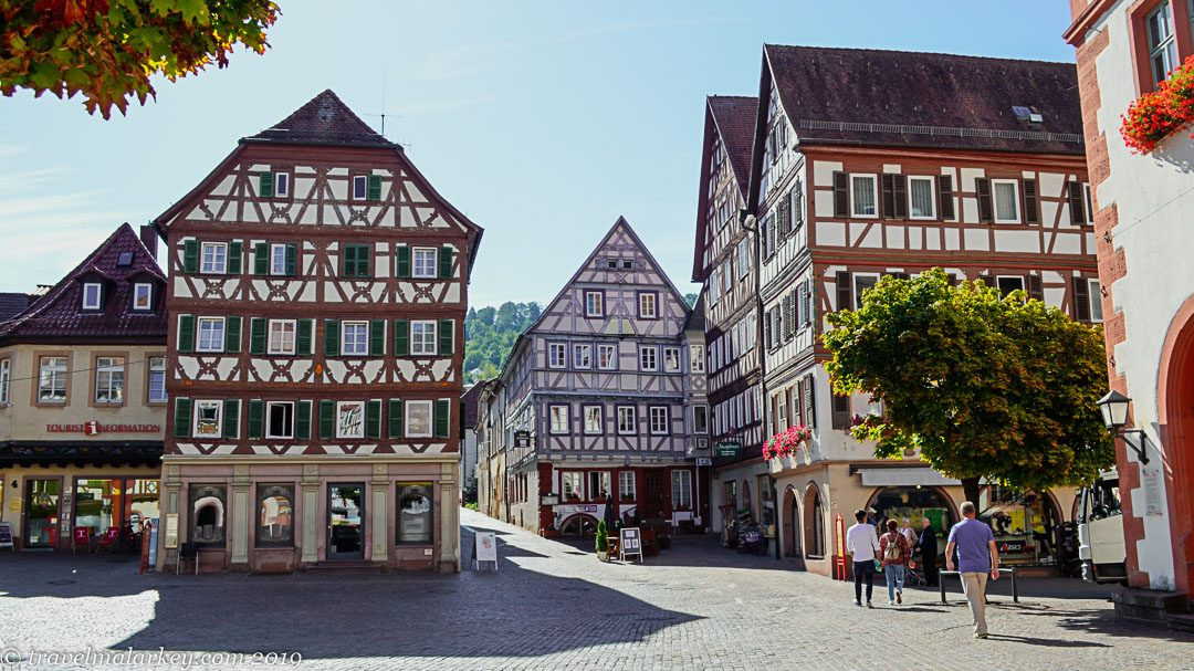 Three Nights in Mosbach – Meeting Old Friends