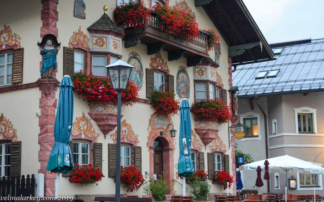 Rosenheim & Neubeuern – A Rainy Bavaria