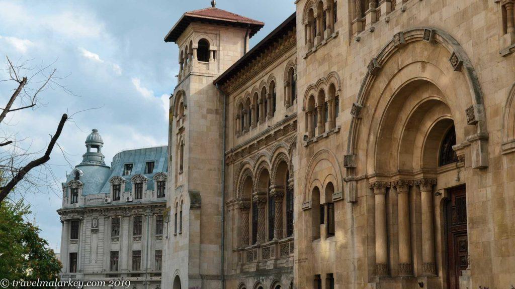 Stunning Architecture Bucharest