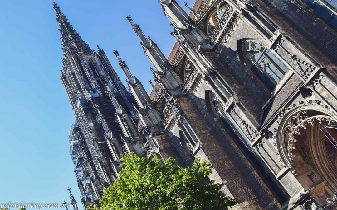 Ulm – Graffiti Paint & The World's Tallest Church
