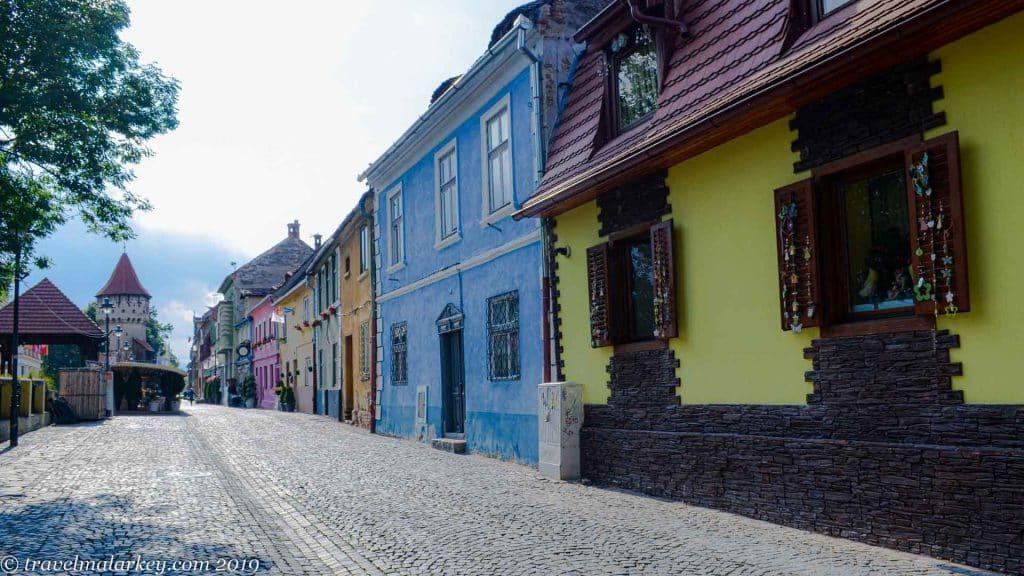 City Walls Sibiu