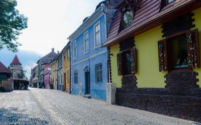 Splendid Drive to Sibiu – A Transylvanian Treasure