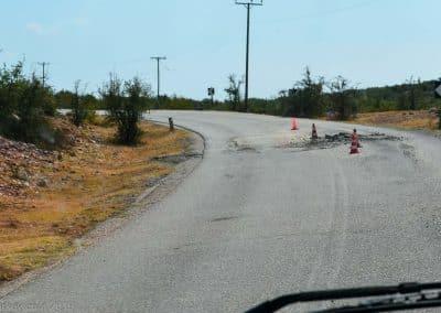 Broken Greek Road