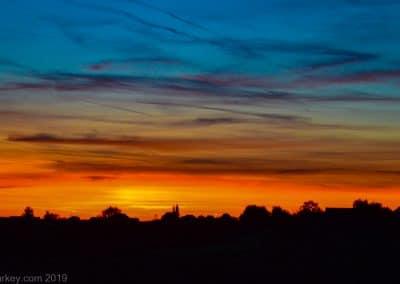 Sunset Bjelovar