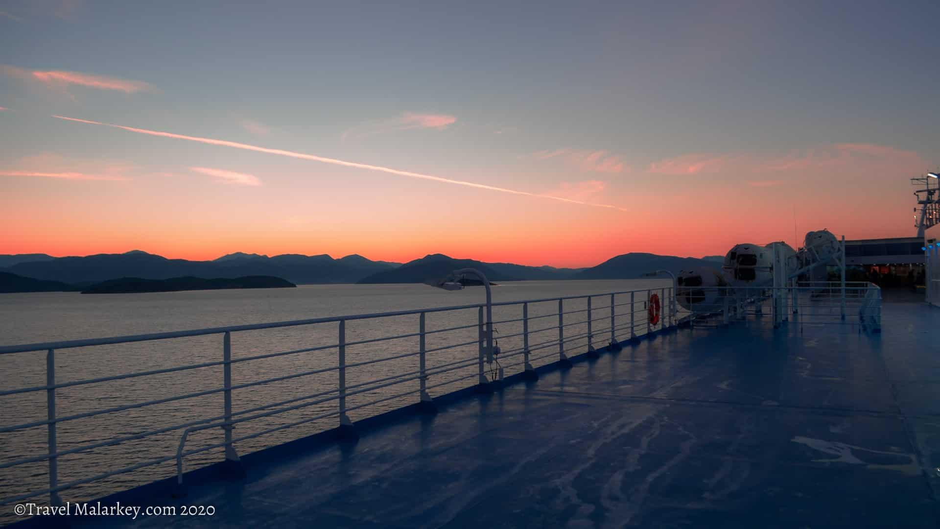 Dawn of a new adventure